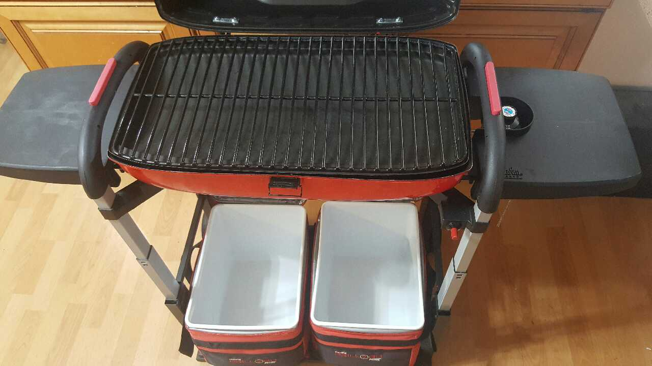 letgo char broil grill 2 go ice in fairfield oh. Black Bedroom Furniture Sets. Home Design Ideas