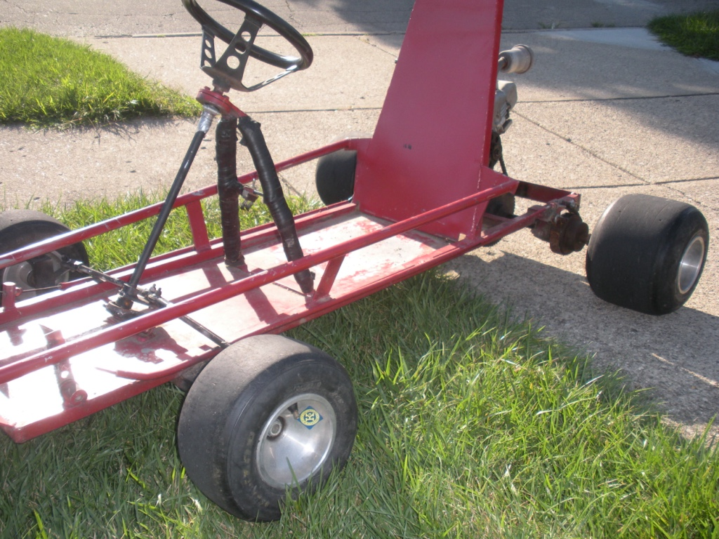 Springboro (OH) United States  city pictures gallery : Description Very fast go cart7.5 HP Briggs and Stratton motorLive ...