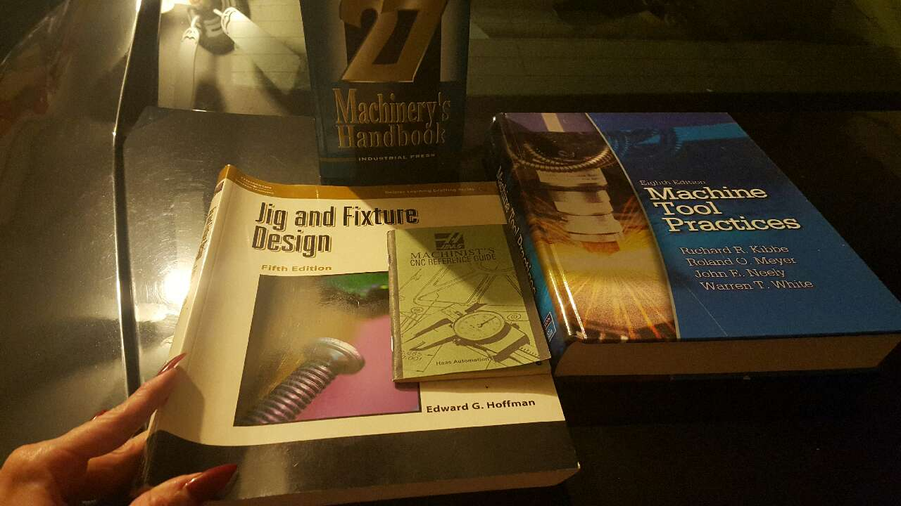 Books On Jig And Fixture Design