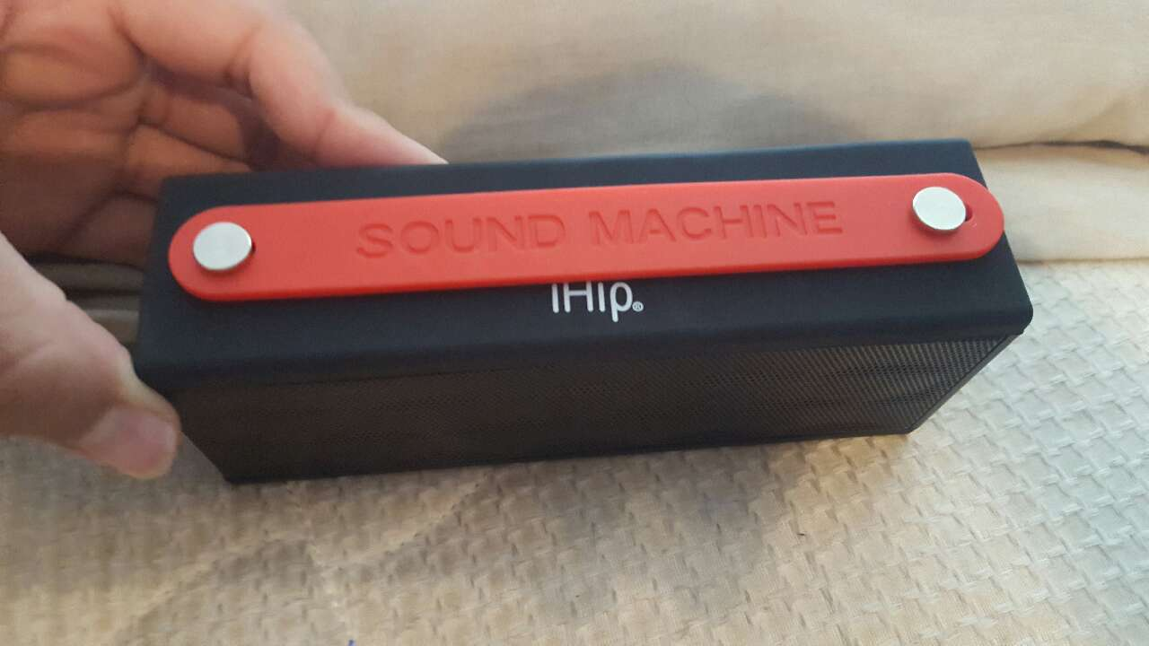 ihip sound machine