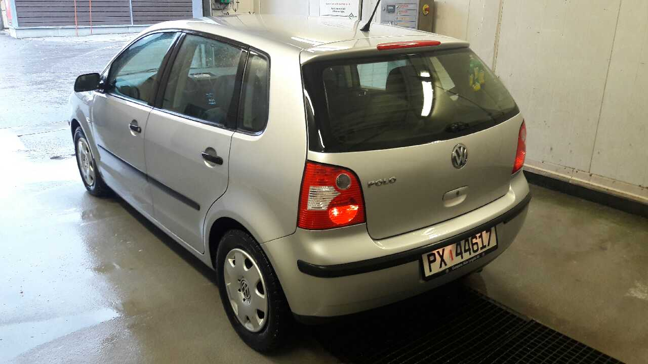 2004 VW Polo 1.2 - Norge