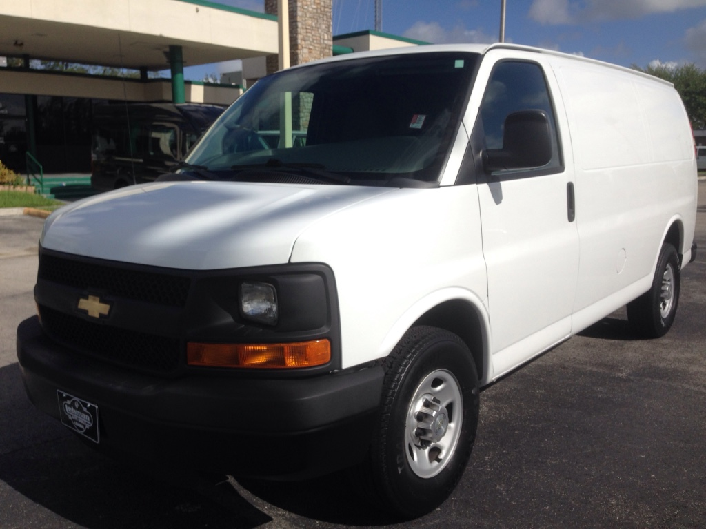 letgo 2011 chevy express g3500 ca in west hollywood fl. Black Bedroom Furniture Sets. Home Design Ideas