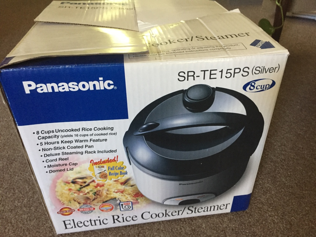 Used crib for sale in nj - Panasonic Rice Cooker