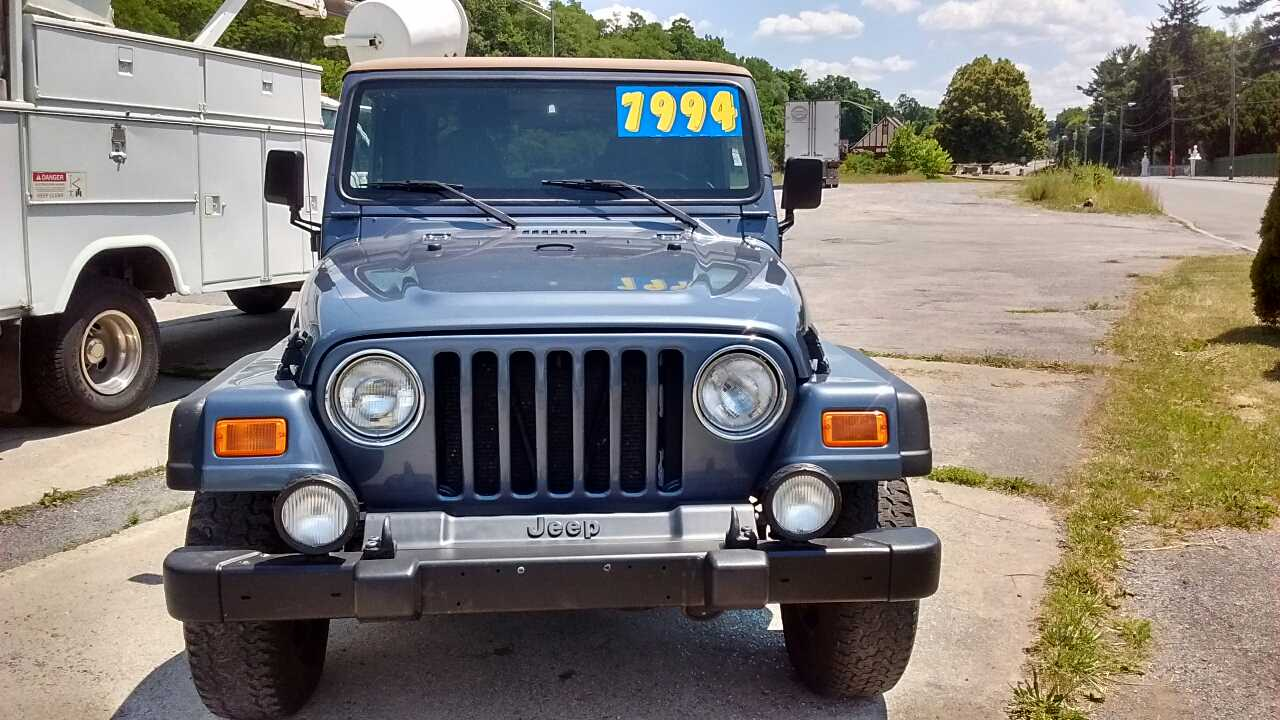 letgo 2001 jeep wrangler sport in chelsea ny. Cars Review. Best American Auto & Cars Review