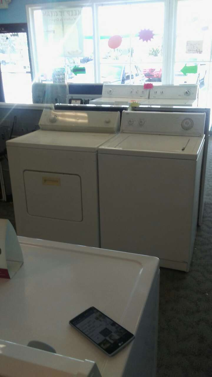 $20 OFF TODAY!!! WHIRLPOOL WASHER & DRYER SET!!