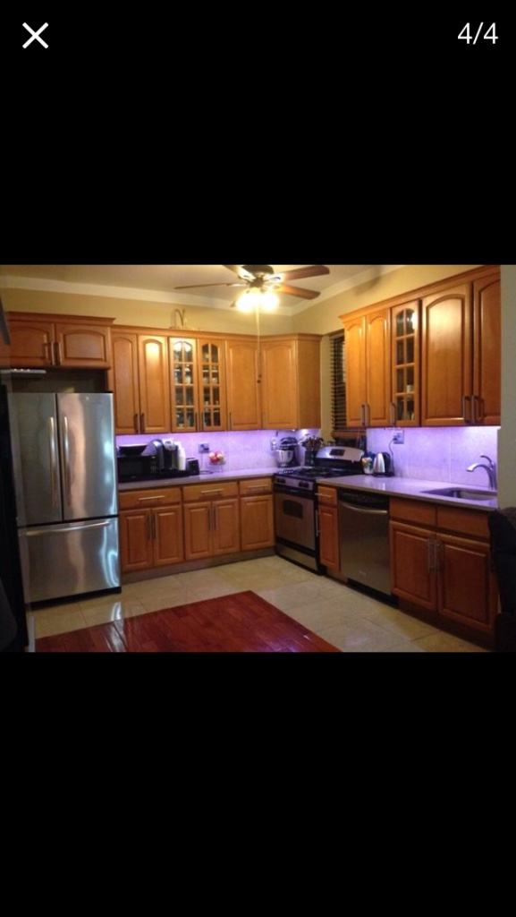 Letgo wood kitchen cabinets in brooklyn ny for Kitchen cabinets brooklyn