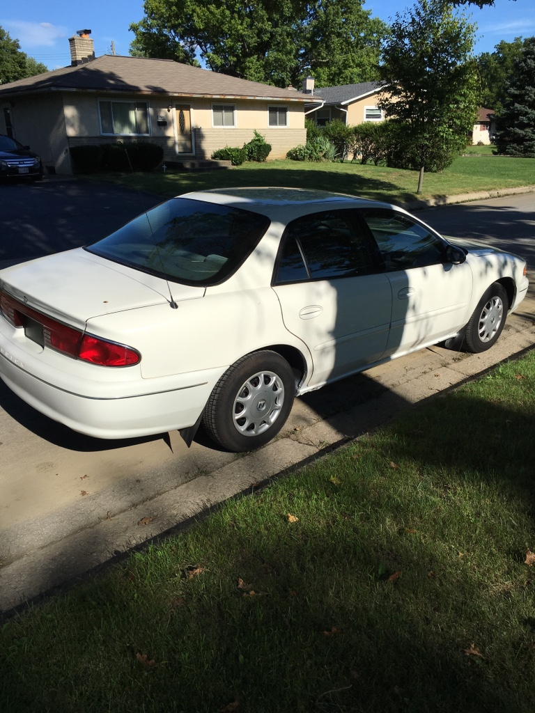 Letgo 2003 Buick Century Simple Affordab In Bexley Oh
