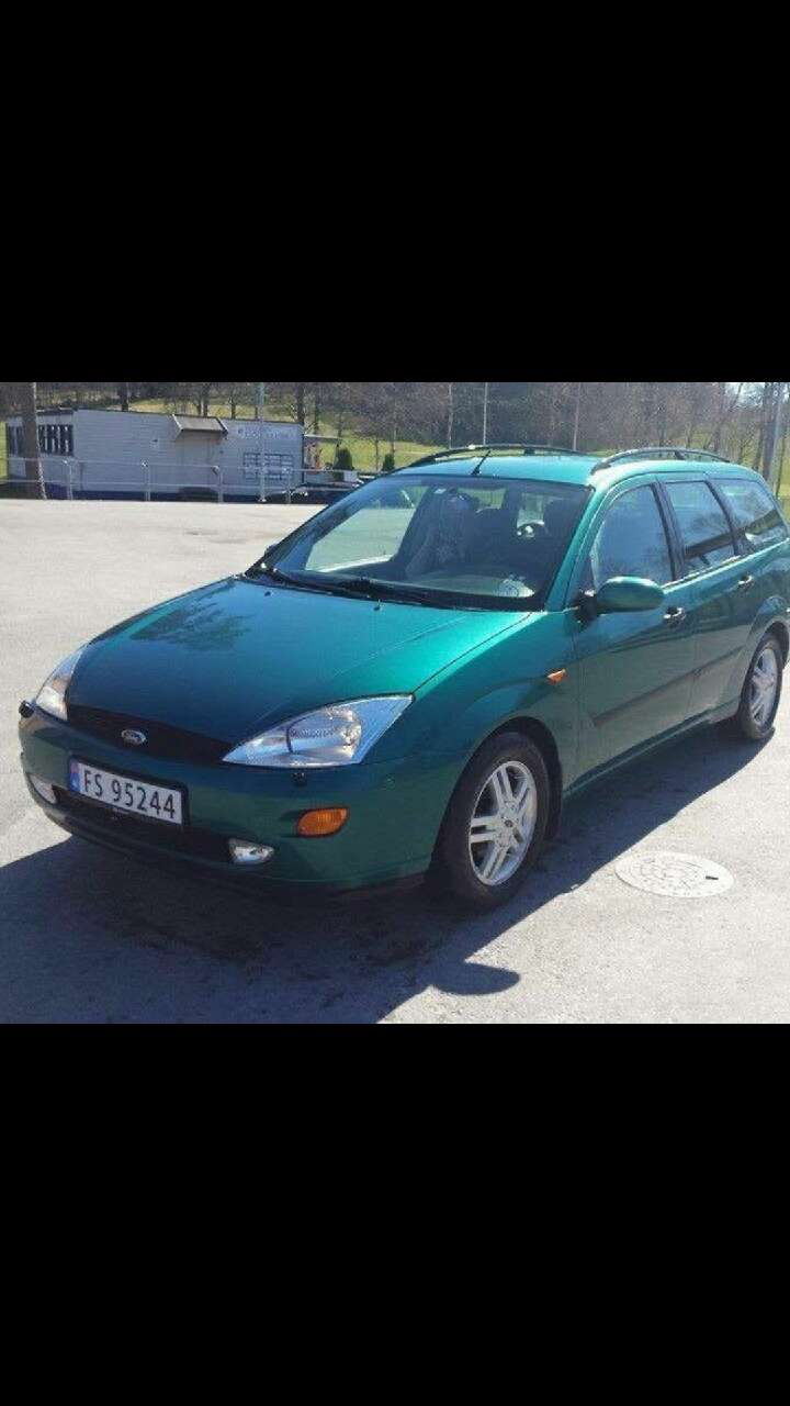 Ford focus 1.6  2001 mod...