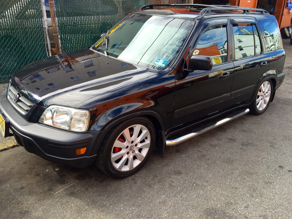 Letgo 99 honda cr v auto leather interior in passaic nj for Honda passaic nj