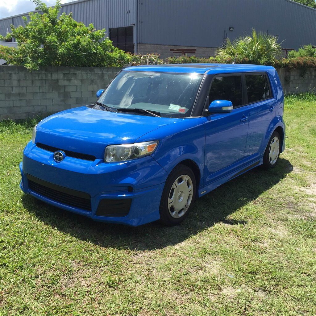 Bmw Xb: Used Scion Xd For Sale Cargurus