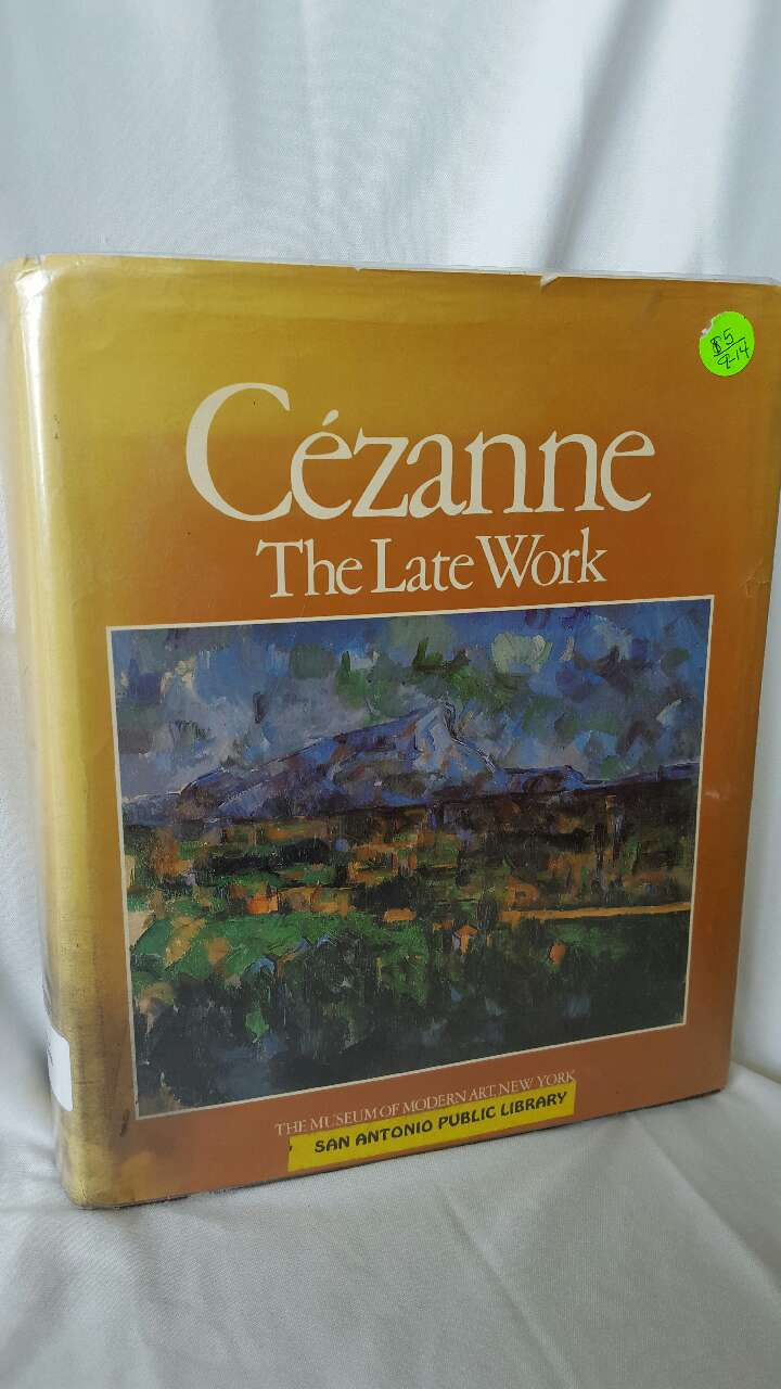 cezanne essay late work The art of doubting: merleau-ponty and cezanne  ponty's essay, cezanne's doubt,,,1  of the originality of his work for cezanne, there is.