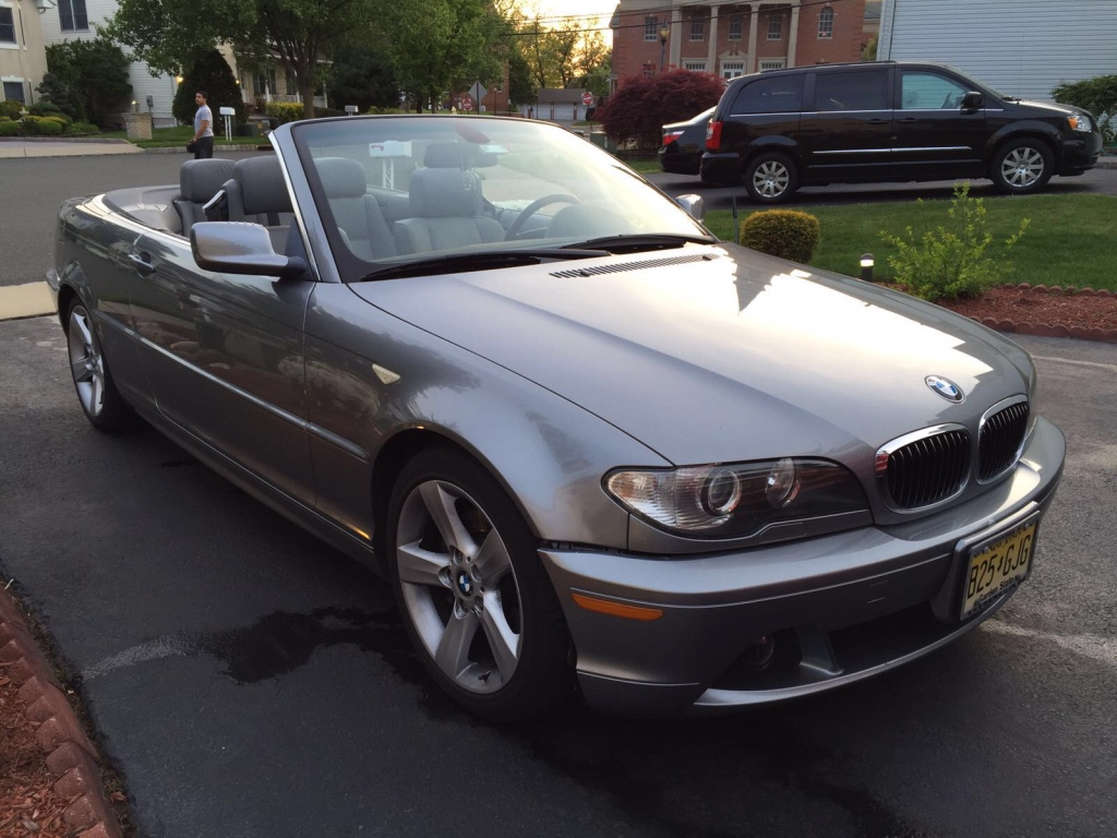 letgo bmw 325ci convertible 2004 aut in new milford nj. Black Bedroom Furniture Sets. Home Design Ideas