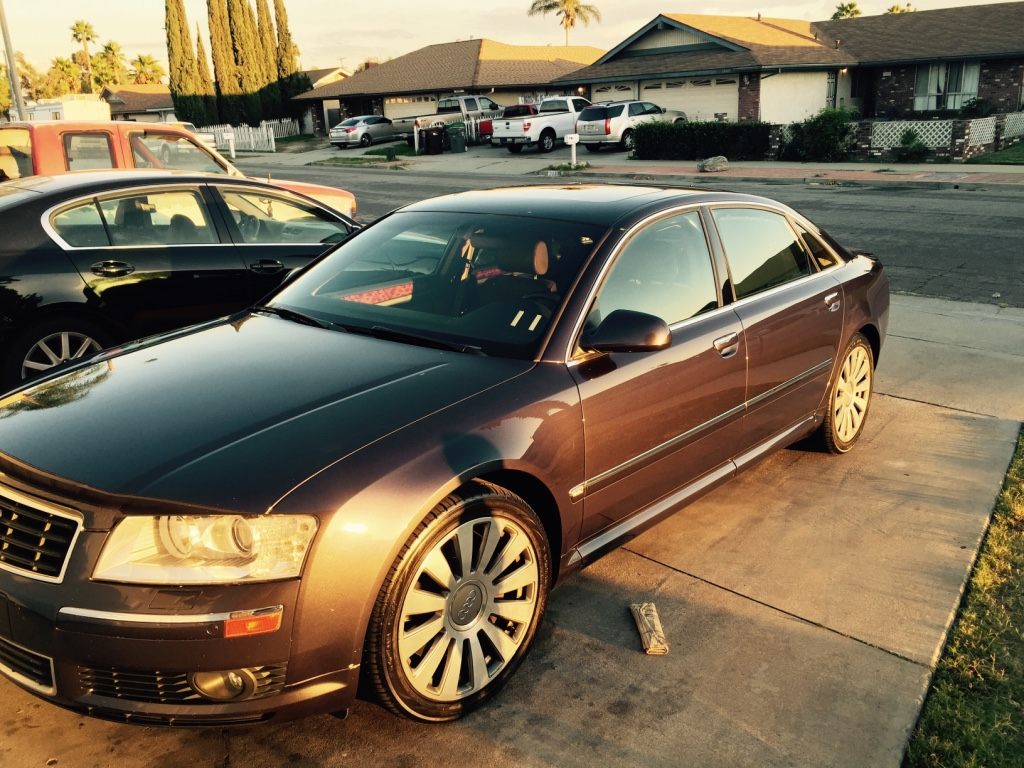 Letgo 2005 Audi A8l In Moreno Valley Ca