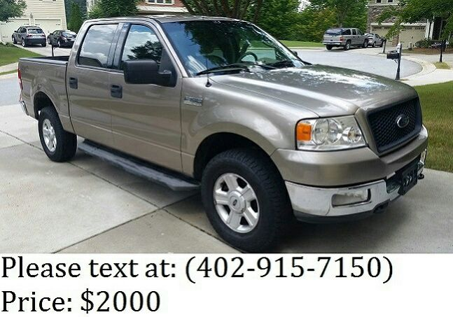 Letgo raleigh 2004 ford f 150 w low mi in westgate nc for Westgate motors raleigh nc