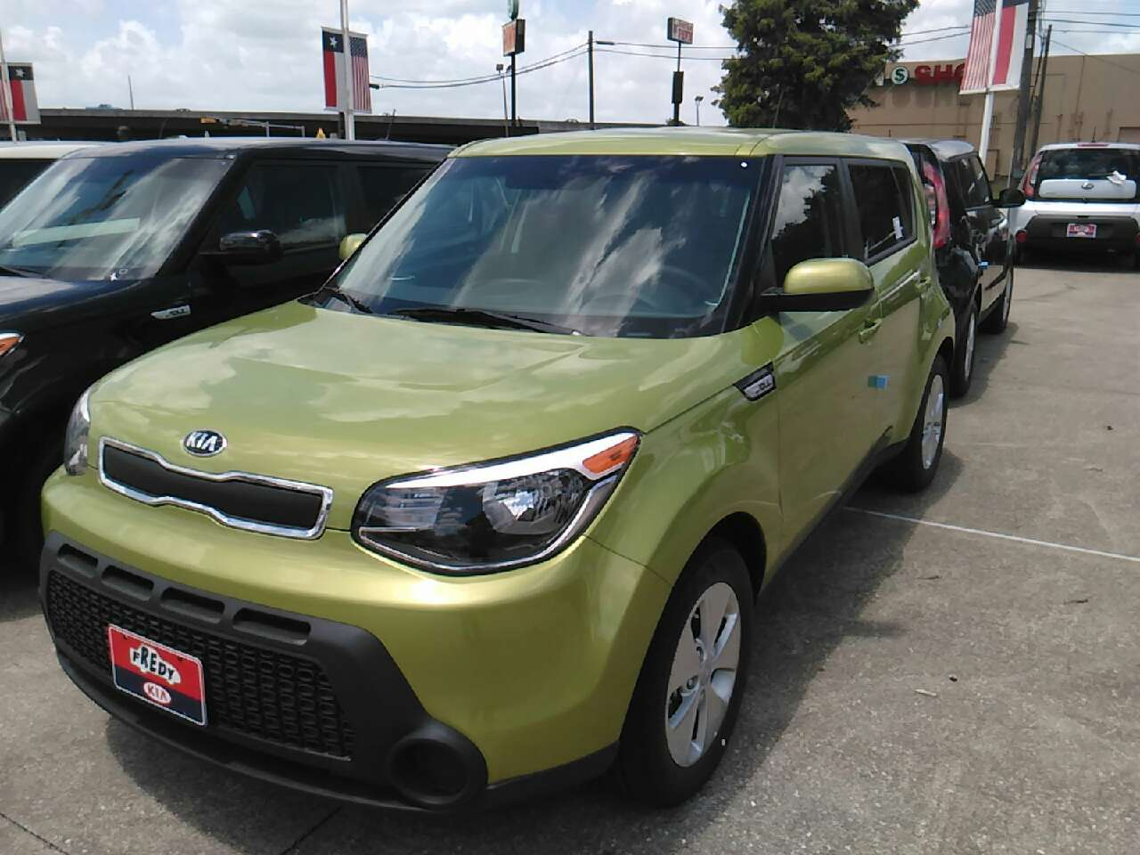 Letgo 2016 Kia Soul In South Houston Tx
