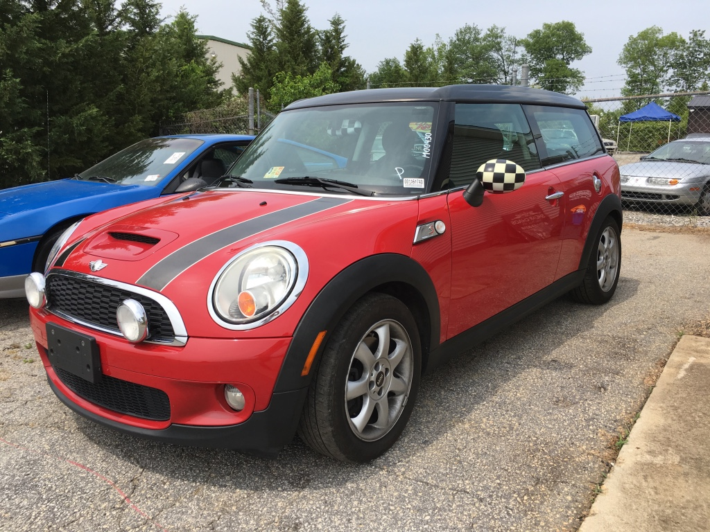 letgo red and black mini cooper in easley sc. Black Bedroom Furniture Sets. Home Design Ideas