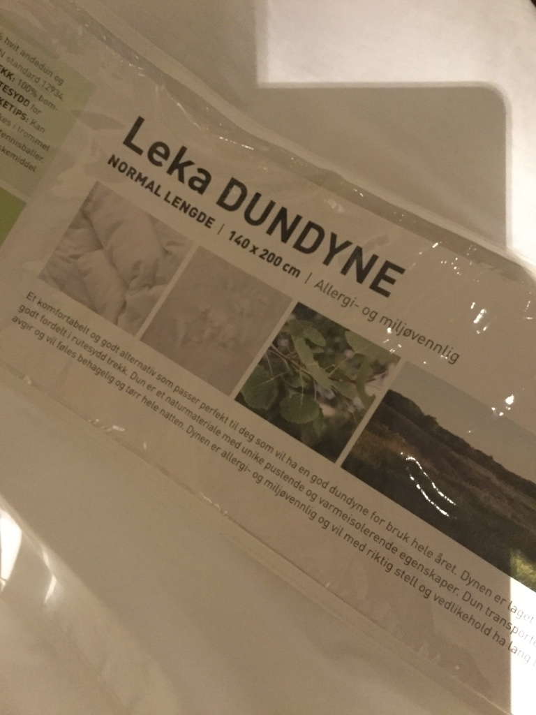 Leka dundyne normal lengde