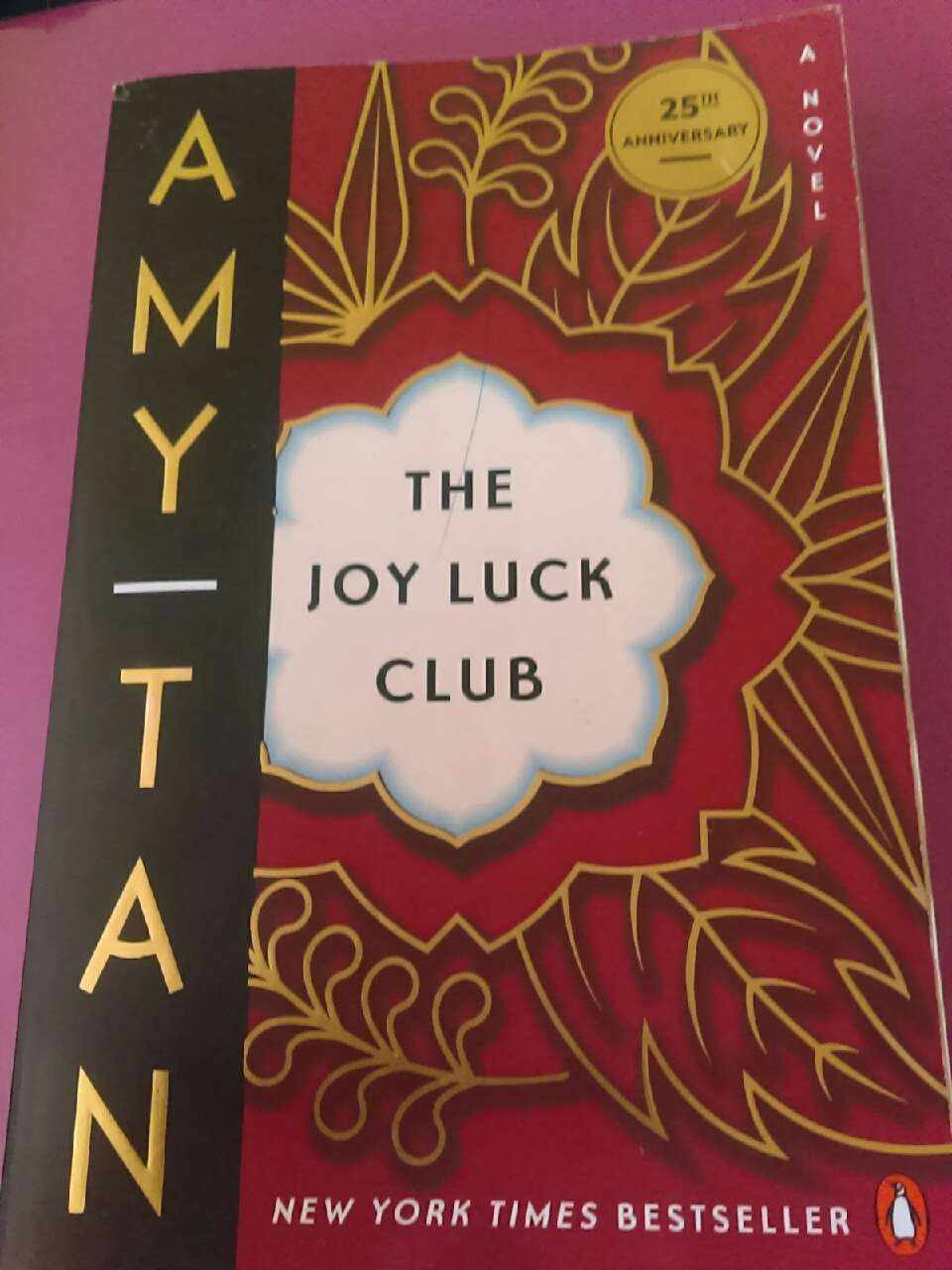 motifs in joy luck club The joy luck club begins with a story about a woman, a waterfowl of dubious origin, and a dream of a better life:the old woman remembered a swan she had bought many years ago in shanghai for a fool in joy luck club, the twenty-six malignant gates is a chinese book detailing all of the dangers.