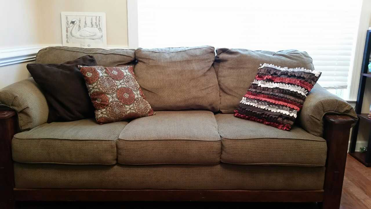 Letgo Couch And Loveseat Combo In Surfside Sc
